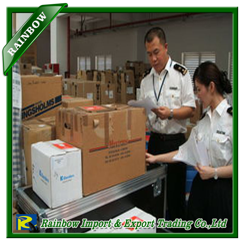 Inspection Company Agent Service for Machine Food Cosmetics Wood
