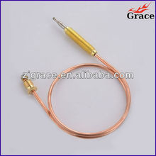 Best quality gas safety valve thermocouple/ temperature sensor