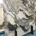 Landscaping marble wall