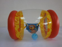 new style inflatable roller ball toy for baby