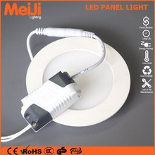 best selling imports buy from china online 6w round dimmable led panel