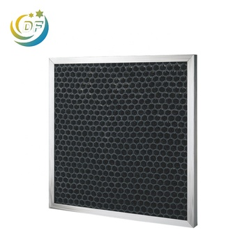 Factory supply Honeycomb Activated Carbon Air Filter for Waste Gas Treatment Project