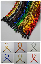 Hot Sale Alibaba Factory High Quality Colorful Nylon Handle Rope with Plastic t-end