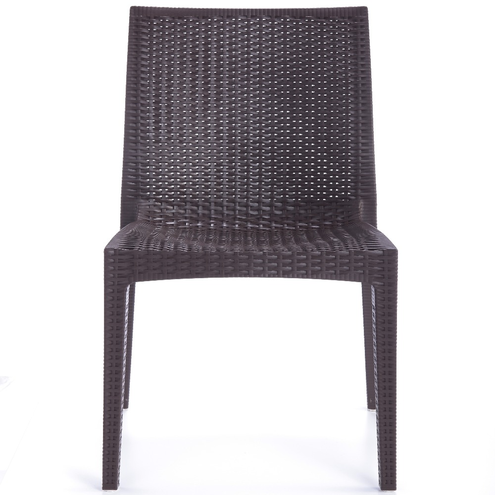 Chinese Factory Wholesale Weave Balcony Patio Wicker Rattan Outdoor Chairs for Garden