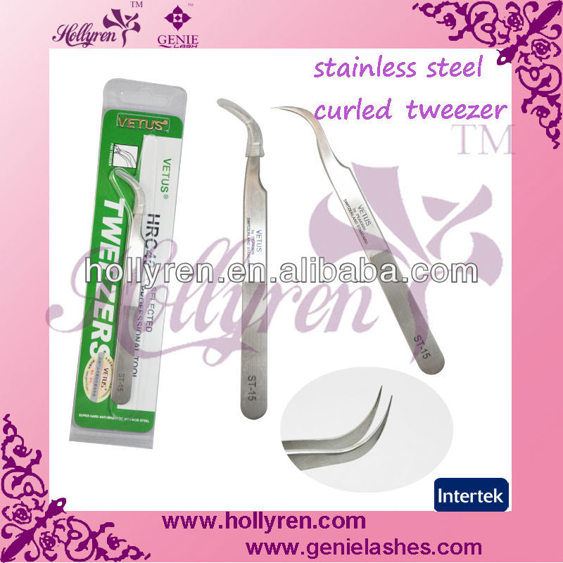 Esd tweezer,lash tweezer, eyelash extension tweezers