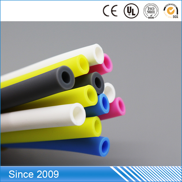 Flexible UL certification standard size 5mm Modified Medical Grade pvc pipe brand names