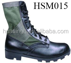 Altama brand Classic hot sale army jungle boots with panama pattern sole