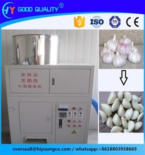 new design garlic peeling machine / commercial electric garlic peeler with cheap price