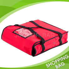 Wholesale Custom 600D Oxford Nylon Pizza Thermal Delivery Bag with Logo