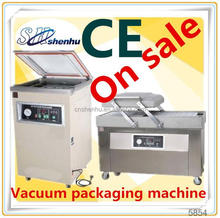 Hot selling vacuum packing machine horizontal type out SH-600