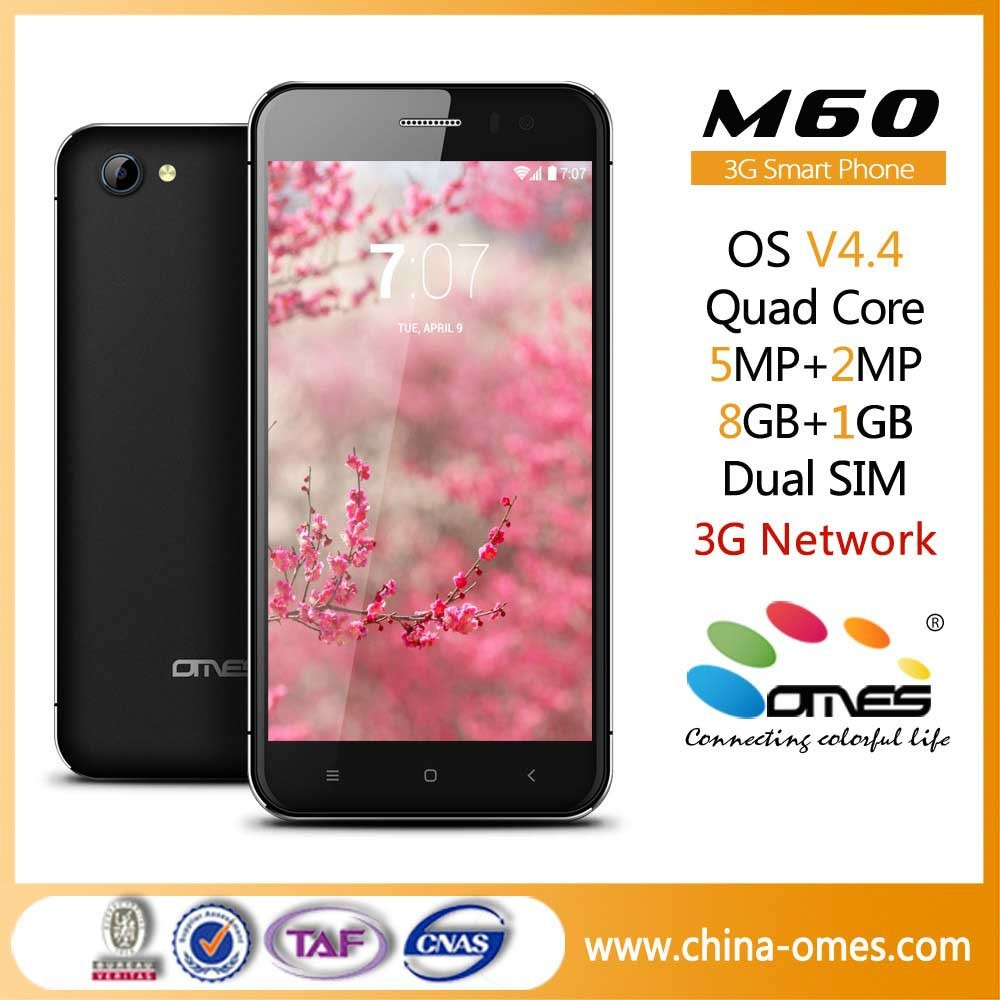 Shenzhen OEM Factory 5.0inch mtk6582 8GB no contract cell phone