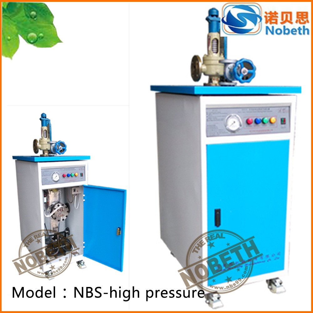 NBS Customizable High Pressure Electric Heating Boiler 9KW for Home Use
