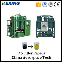 Vacuum Double-Stage Transformer Oil Filter Machine/Used Dielectric oil purifier for oil dehydration