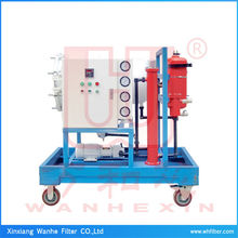 Industrial cooking oil filter machine
