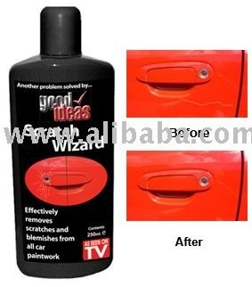 SCRATCH WIZARD-MOTORING-CAR CARE-REMOVE SCRATCHES (686)