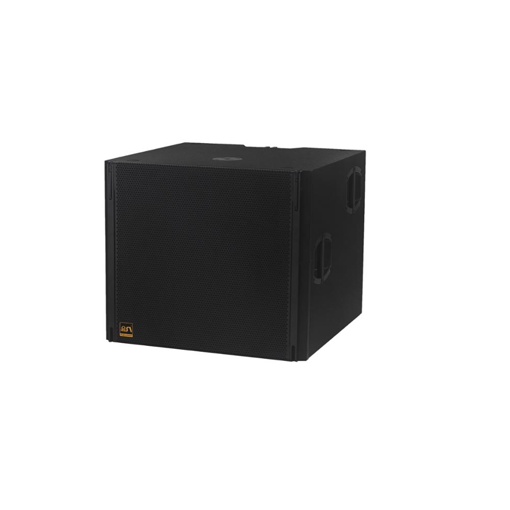 18 inch subwoofer line array sound system