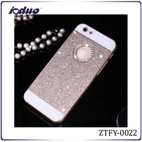 Wholesale 2015 Glitter mobile phone case rhinestone phone case for iphone