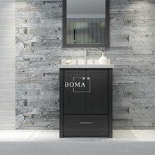 Boma white marble bathroom vanity counter top vanity cabinate for sale