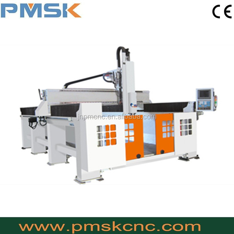 hot-sale China wood cnc router 5 axis vertical machining center with good price PM 1224