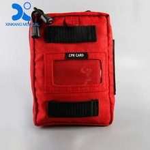 Hospital Medical Emergency Empty Emergency First Aid Kit For Natural Disaster