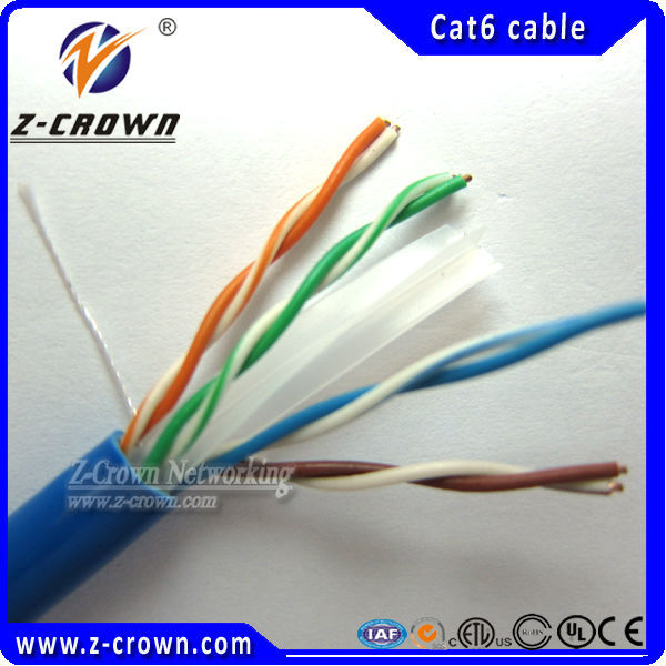 good style in hot network cable roll 305m cat5e/cat6 price