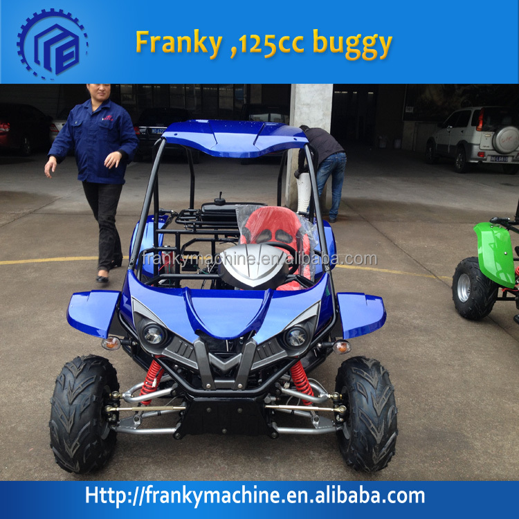 new technology eec sand buggy