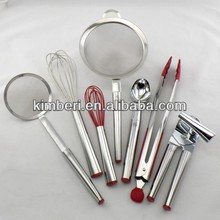 high quality stainless steel kitchen utensils with new handle