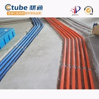 Real Estate Construction electrical appliances PVC Conduit Pipe 25mm