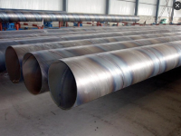 Big Promotion of Spiral Welded Pipe for Structure Application