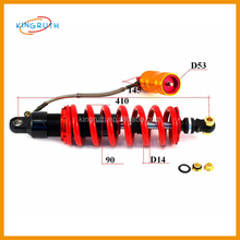 KingRuth Replacement 410mm Rear Shock Absorb For Motorcycle Scooter Dirt Bike loncin 250cc atv quad