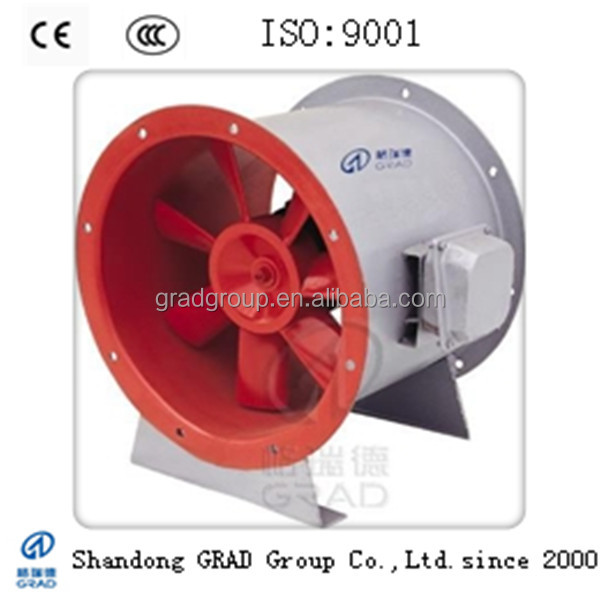 free-standing axial air extractor/axial flow fans/air exhaust fans