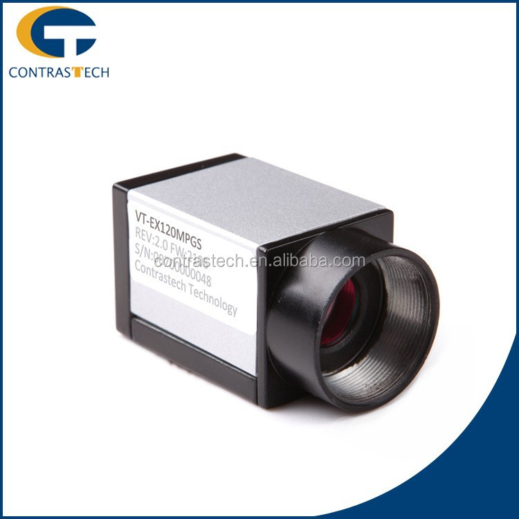 EX120MPGS Low Cost Traffic Control Camera GigE Vision Camera for Transportation Application