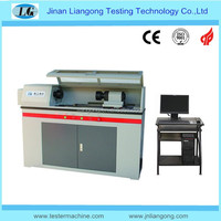 Cable flex test equipment / universal torsion testing machine / metal wire torsion testing machine 5000N.m (NDW-5000)