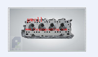 Hot selling! cylinder head OEM: B315-10-100G Engine Type: B3 for KIA