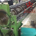 PLC Control Easy Adjustment Gabion Mesh Straightening and Conveying Machine For Gabion Production Line