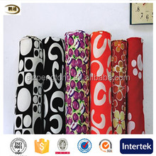 Luggage lining fabric polyester 600D print oxford fabric wear-resisting fabric
