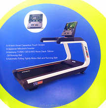 Commercial Motorized color Treadmill For Sale running belt with machine