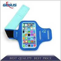 Reflective armband for apple iphone 6 6s sport arm band for iphone 4 armband case