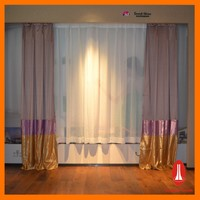 Guangzhou new design hotel curtain/window curtain