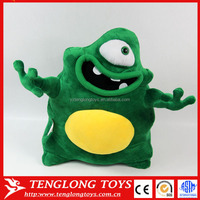 hot sale wholesale plush monster toys for children