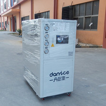 Famous Brand low temperature Water Cooled Chiller And Freezer