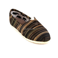 Women footwear new design fancy espadrille 2015 women' shoe