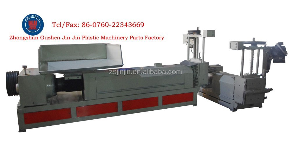 Top sale and high quality fast delivery reasonable price plastic recycling extruder machines
