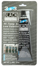 Black RTV Silicone Gasket Adhesive Most Popular Glue
