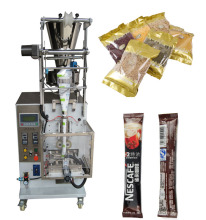 Automatic three sides seal powder /granule /sauce /food sachet packing machine