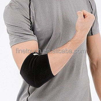 elbow supports with adjustable strap