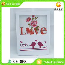 Chinese Manufacturer Beautiful Love Photo Frame Ps Frame Moulding