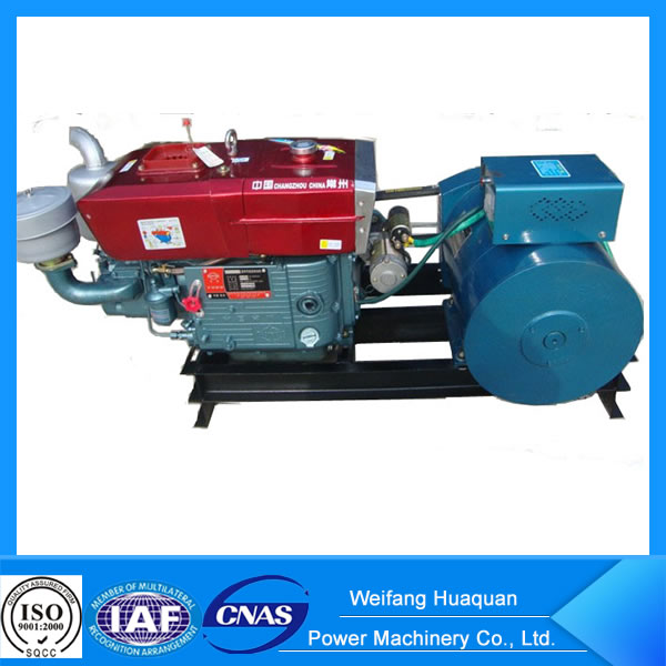 From China Factory Diesel Generator 4kw