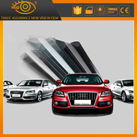 Factory price stable quality metallic window solar film PET adhesive 80AG car windshield tint foil