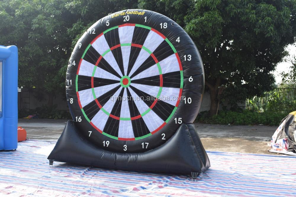 Inflável crianças jogo de tiro com arco, arco e flecha Hoverball Jogo Para Venda, hoverball alvo